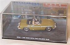 James Bond MGB The Man With The Golden Gun  New in sealed pack
