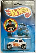Hot Wheels Hasselhoff Baja Bug On International Unpunched Euro Card!