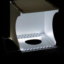 "9"" Light Room Photo Studio Photography Lighting Tent Kit Backdrop Cube Box Hot"