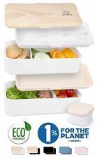 Lunch Box Boite Bento Japonaise Hermetique Deplacement Travail Ecole Voyage