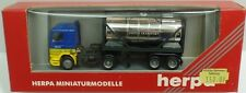 HERPA DAF 95 Tankcontainer-SZ 'BOS UNITED TRANSPORT' (SoMo Auflage 1000) - OVP