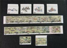 nystamps Taiwan China Stamp # 1776-1783 Mint OG NH $27