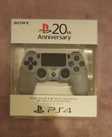 PS4 Dualshock 4 Controller 20th Anniversary Edition BRAND NEW SEALED LIMITED...