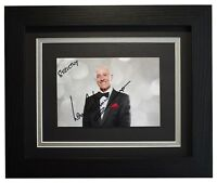Len Goodman Signed 10x8 Framed Photo Autograph Display Strictly Come Dancing COA