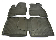 Rubber Carmats for Ford Explorer 2014- All Weather Floor Mats Fully Tailored