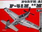 Jetco Kit Plans: 3-Times Nats Winner F-51H Mustang by Jim McCroskey