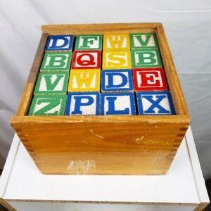 Schylling Set of 48 Wood Blocks