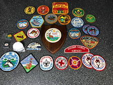 Vintage Boy Scout BSA Patch Mixed Lot Of 27 And Extras