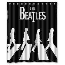 Special Hot Design Bath Curtain Custom The Beatles Shower Curtain 60x72 Inch