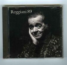 CD (NEUF) SERGE REGGIANI 89