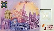 0 Euro Souvenir Polymer Limited Edition 2017