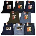 Lee Mens Jeans Relaxed Fit Denim Slightly Tapered Leg Light Medium Dark 20055