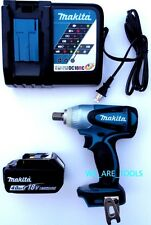 New Makita XWT05 18V ½ Impact Wrench, (1) BL1840 4.0 AH Battery, Charger 18 Volt