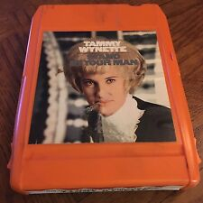 Tammy Wynette - Stand By Your Man - 8-Track Tape - N18 10178 - Free Shipping!