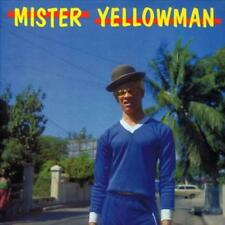 YELLOWMAN - MISTER YELLOWMAN NEW VINYL RECORD