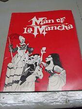 MAN OF  LA  MANCHA THEATRE  PRODUCTIONS  HISTORY ILLUST. 1970's