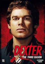 DVD -  DEXTER  -  SEIZOEN 3  / SEASON 3   (MICHAEL C. HALL)   (NEW)