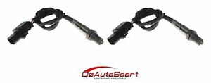 2 x Pre-Cat Oxygen Sensors O2 For Mercedes Benz GL500 2006 on Front