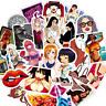 50 Anime Sexy Girls Stickerbomb Manga Hentai Aufkleber Sticker Mix Decals TJ