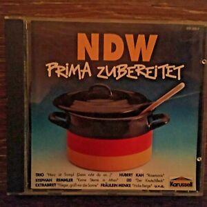 Sampler - Neue Deutsche Welle - Prima  zubereitet