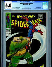 Amazing Spider-man #60 CGC 6.0 Marvel Comics 1968 Amricons K29