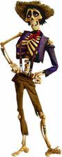 WALT DISNEY Pixar COCO movie HECTOR The Skeleton Standing  - WindoCling Sticker