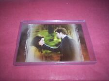 TWILIGHT New Moon T-1 GOODBYE  Collectible Card