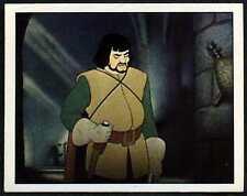 Huntsman #24 Snow White And The Seven Dwarfs 1987 Panini Disney Sticker (C1390)