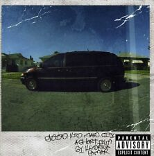 Kendrick Lamar - Good Kid: M.A.A.D City [New CD] Explicit, Bonus Track, Deluxe E