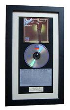JOHN MILES Rebel CLASSIC CD GALLERY QUALITY MUSIC FRAMED+EXPRESS GLOBAL SHIP