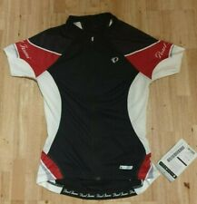 Pearl Izumi Women's Elite Jersey  Red / Black / White - Small - New with Tags