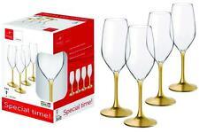 Set Calici Flute Bicchieri Capodanno Bormioli Rocco Special Time Vetro