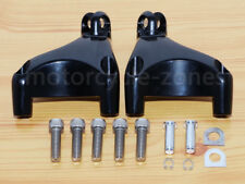 Passenger Rear Foot Pegs Footpegs Mount For 04-13 Harley 1200 XL Sportster 883