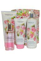 Yardley English Rose EDTS 50ml, Lotion, Body Wash, Hand Cream