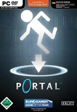 Portal 2 + Portal 1 Bundle (PC only the Steam Key Download Code) NO DVD, No CD