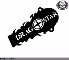 YAMAHA XVS 650 DRAG STAR (V-STAR 650) CL./CU. STAINLESS STEEL CARDAN SHAFT COVER