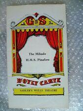 1975 Gilbert & Sullivan Operas The Mikado, HMS Pinafore