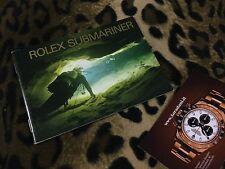 ROLEX BOOKLET LIBRETTO SUBMARINER SEA-DWELLER SPA 1999 16610 14060 16600 16613
