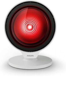 Philips InfraCare Infrared Lamp PR3110 /00  Pain Treatment 150 Watt (220 Volts)
