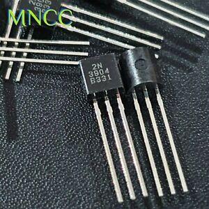 2/5/10/20pc 2N3904 40V 200mA 625mW NPN GP Power Amp Switching Transistor TO-92