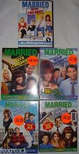 Married With Children Season 1 2 4 5 The Most Outrageous Episodes 12 DVD New