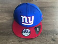 New Era New York géants Cap 9 fifty T S/M Snapback