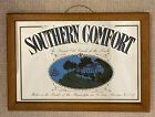 """Vintage Southern Comfort """"The Grand Old Drink Of The South"""" Bar Glass Mirror"""