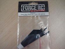 Force R/C Heli Parts - FCE2021 Upper Main Blade Set (1 pair) MH-35/FHX