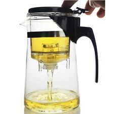 free shipping+800ml glass tea pot+Coffee&Tea Sets+with filter+easy to use kettle