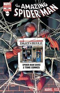 AMAZING SPIDER-MAN # 666    2 TONE COMICS VARIANT MARVEL COMICS