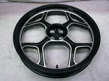 BMW REAR Wheel Rim K100RS K75RT K75 K100RS K75S K75C K100LT K100RT Black Y Spoke