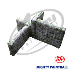 Mighty Paintball Air Bunker (Inflatable Bunker) - Cross Shape (Mp-Sb-Wp07)