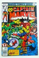 Marvel CAPTAIN MARVEL Vol. 1 (1977) #50 1st DR. MINERVA VF/NM (9.0) Ships FREE!