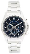 Citizen Silver Band Wristwatches